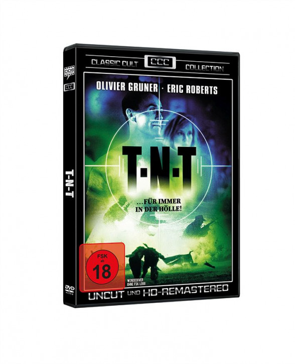 T.N.T (Classic Cult Collection) [DVD]