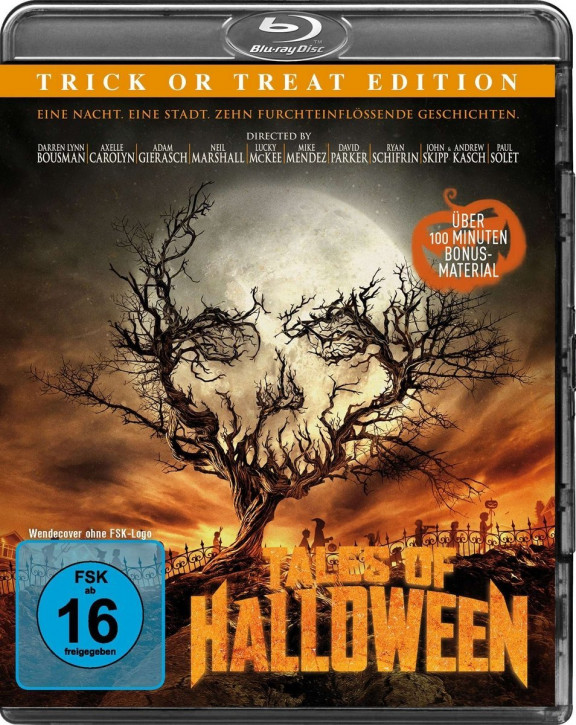 Tales of Halloween - Trick or Treat Edition [Blu-ray]