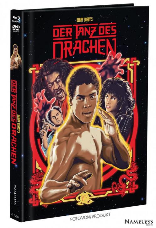 Der Tanz des Drachen - Limited Mediabook - Cover B [Blu-ray+DVD]