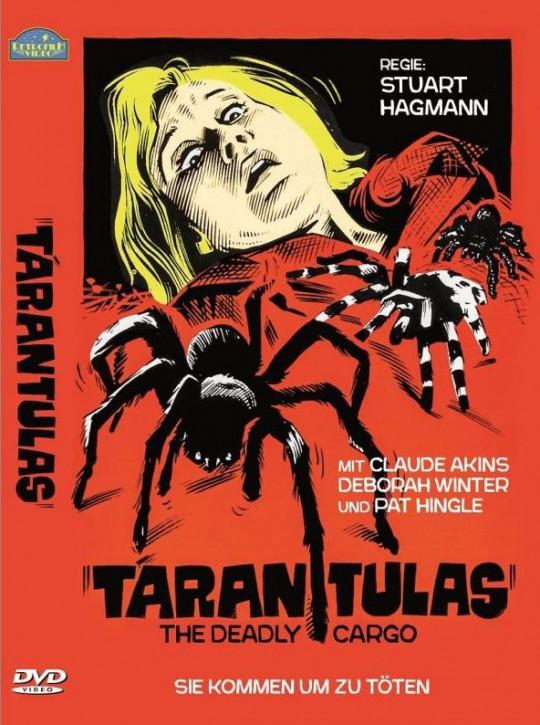 Taranteln - Sie kommen um zu töten - große  Hartbox [DVD]