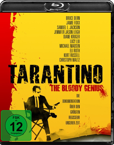 Tarantino - The Bloody Genius [Blu-ray]
