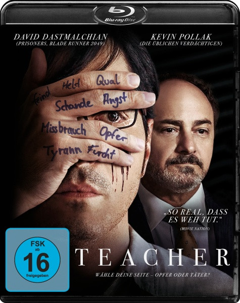 Teacher [Blu-ray]