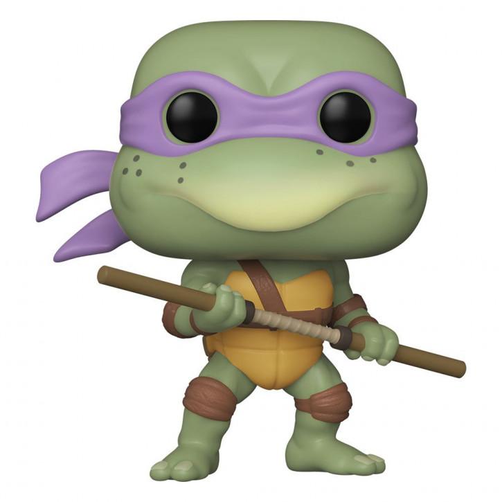 Teenage Mutant Ninja Turtles POP! - Television Vinyl Figur 17 - Donatello