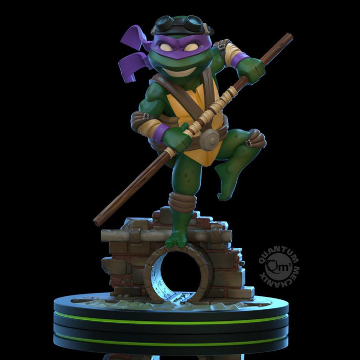 Teenage Mutant Ninja Turtles - Q-Fig - Donatello