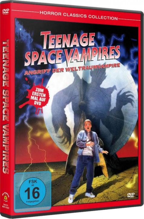 Teenage Space Vampires - Angriff der Weltraumvampire [DVD]