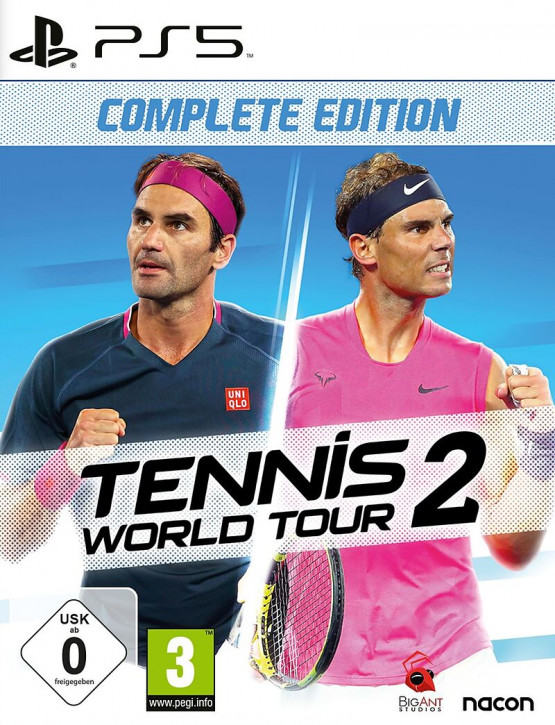 Tennis World Tour 2 [PS5]