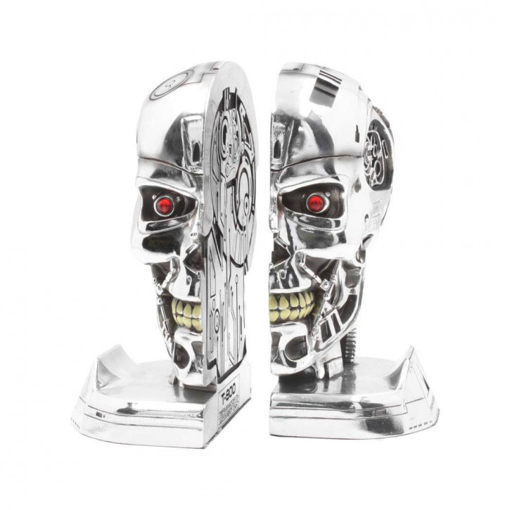 Terminator 2 - Buchstützen - T-800