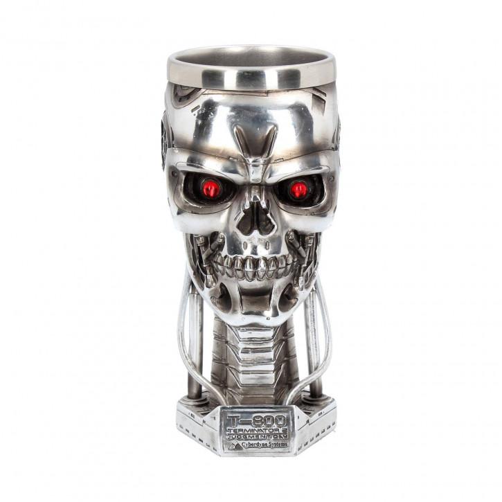 Terminator 2 - Kelch Head - T-800