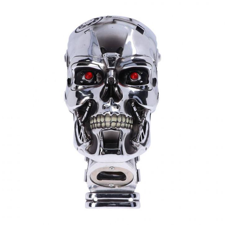 Terminator 2 - Wandflaschenöffner - T-800
