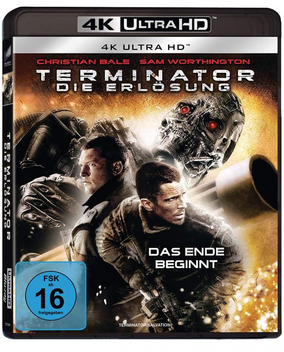Terminator - Die Erlösung [4K UHD Blu-ray]
