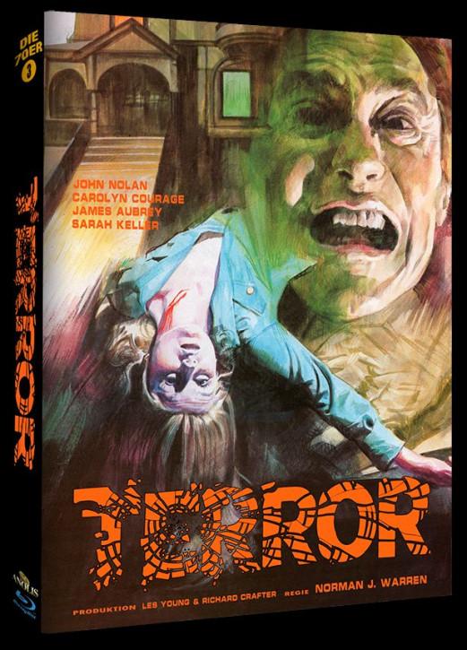 The Terror - Phantastische Filmklassiker Folge Nr. 9 - Cover B [Blu-ray+DVD]