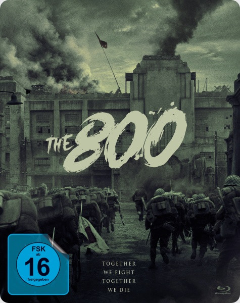 The 800 - Steelbook [Blu-ray]