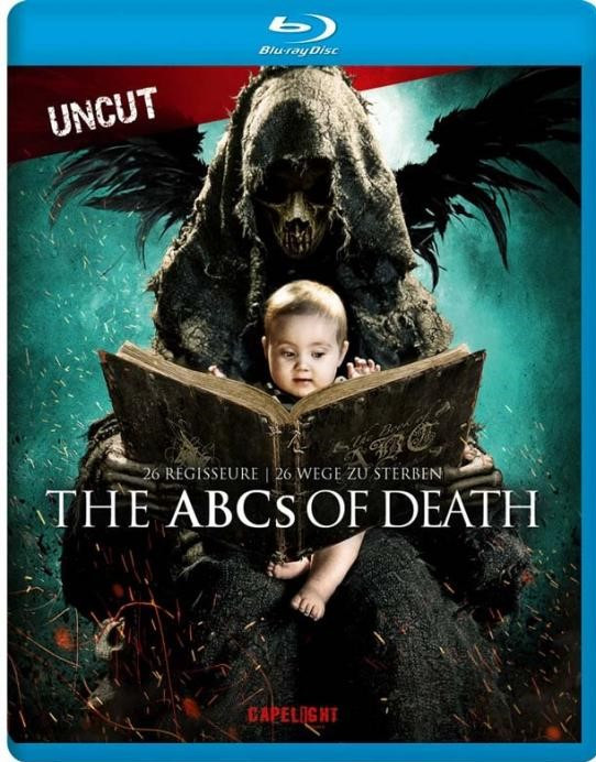 The ABCs of Death 1 [Blu-ray]
