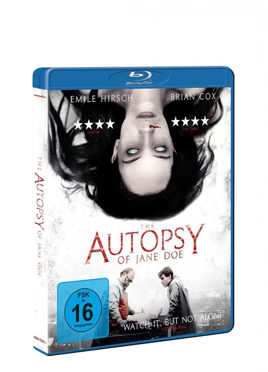 The Autopsy of Jane Doe [Blu-ray]