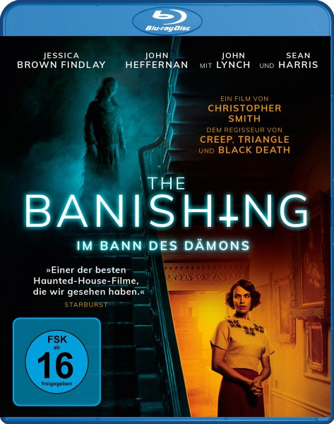 The Banishing - Im Bann des Dämons [Blu-ray]