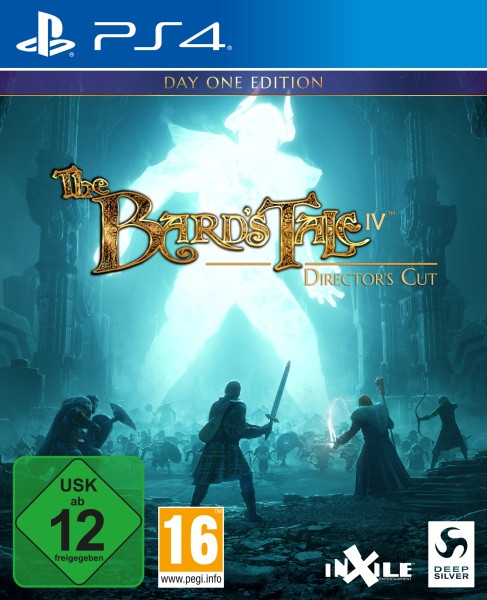 The Bard's Tale IV: Director's Cut Day One Edition [PS4]