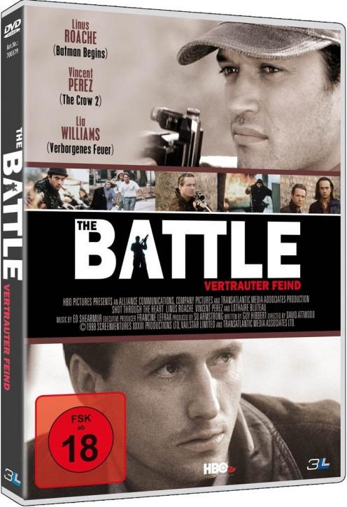 The Battle - Vertrauter Feind - [DVD]
