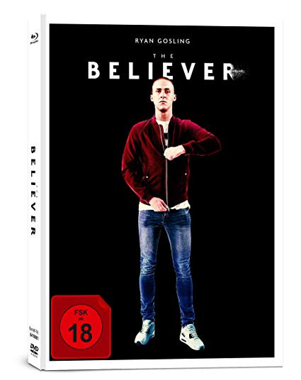The Believer - Inside A Skinhead - Limited Collector's Edition [Bluray+DVD]