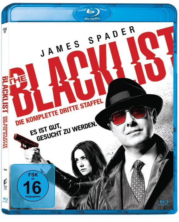 The Blacklist - Die komplette dritte Season [Blu-ray]