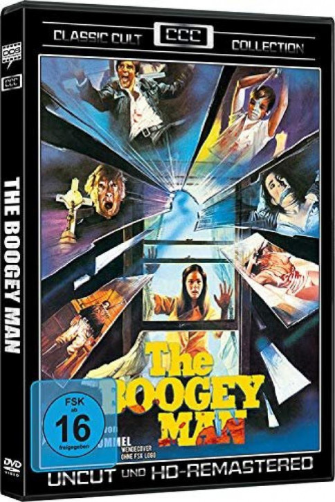The Boogey Man (Classic Cult Collection) [DVD]