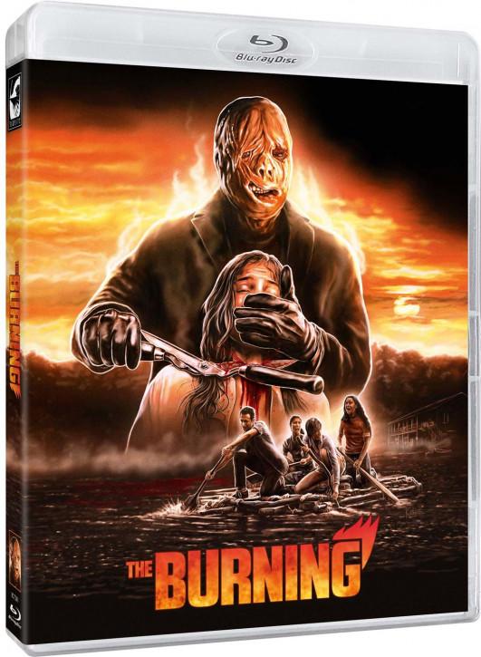 The Burning - Brennende Rache [Blu-ray]