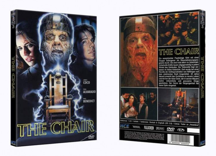 The Chair - Große Hartbox [DVD]