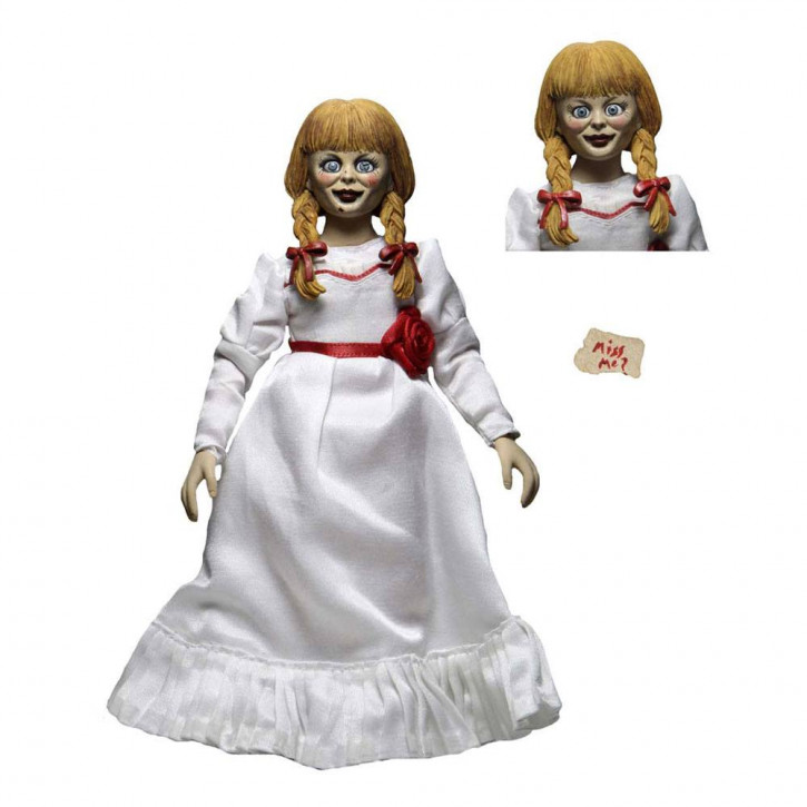 The Conjuring Universe - Retro Actionfigur - Annabelle