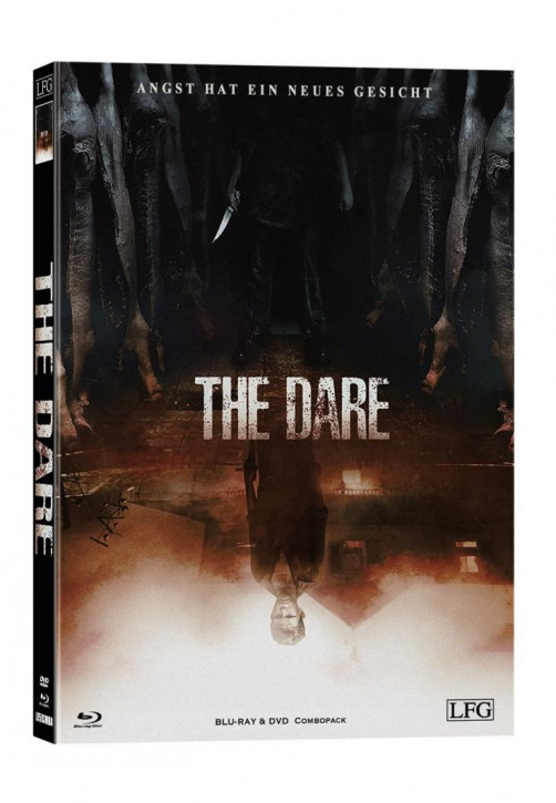 The Dare - Limited Mediabook Edition - Cover A [Blu-ray+DVD]