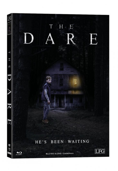 The Dare - Limited Mediabook Edition - Cover B [Blu-ray+DVD]