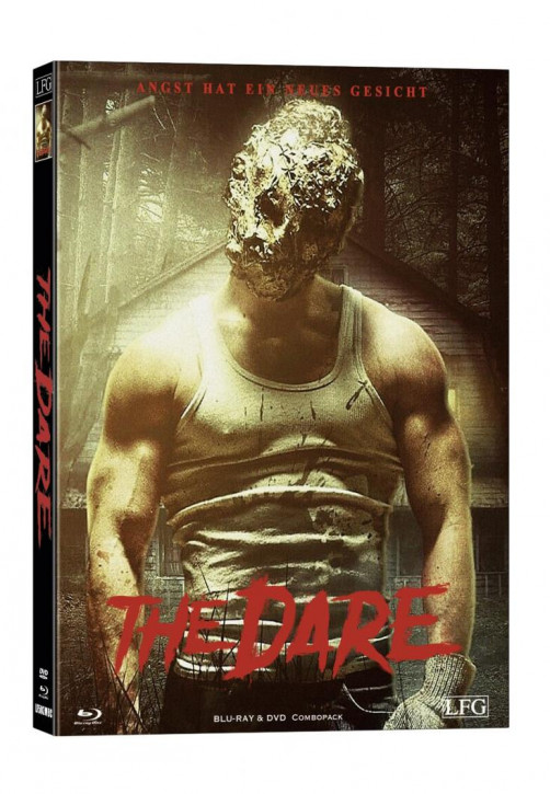 The Dare - Limited Mediabook Edition - Cover C [Blu-ray+DVD]