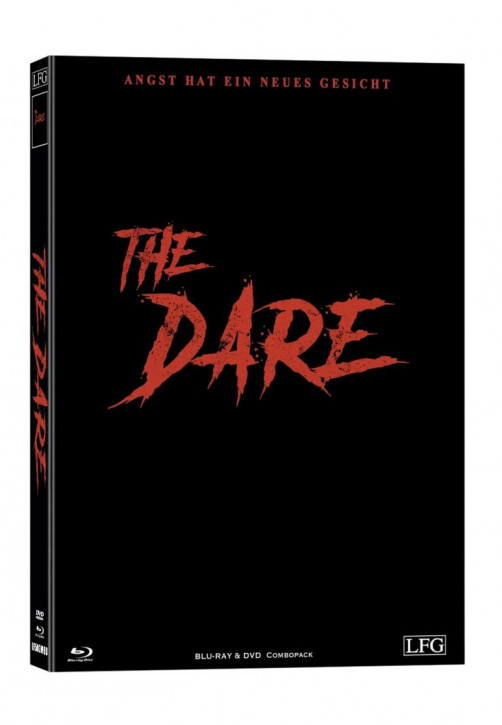 The Dare - Limited Mediabook Edition - Cover D [Blu-ray+DVD]