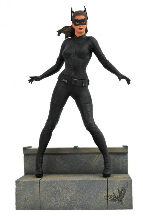 The Dark Knight Rises DC Movie - Gallery PVC Statue - Catwoman