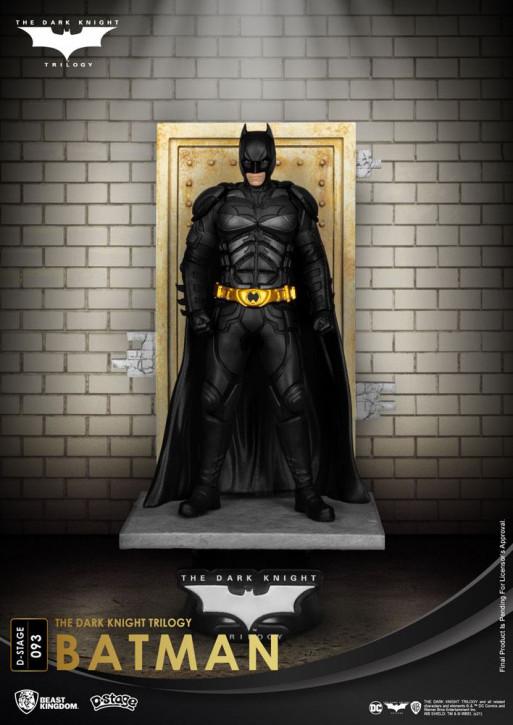 DC Comics: Diorama Stage 93 - The Dark Knight Trilogy: Batman
