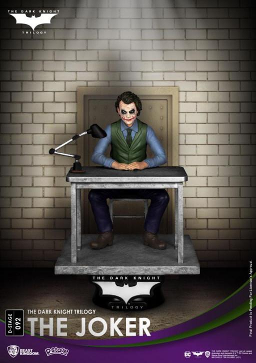 DC Comics: Diorama Stage 92 - The Dark Knight Trilogy: The Joker