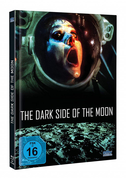 The Dark Side of the Moon - Limited Mediabook [Blu-ray+DVD]