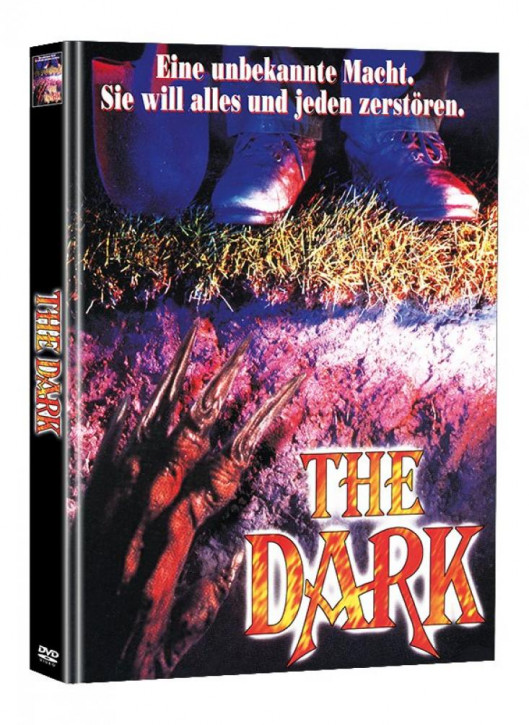The Dark - Limited Mediabook Edition (Super Spooky Stories #53) [DVD]