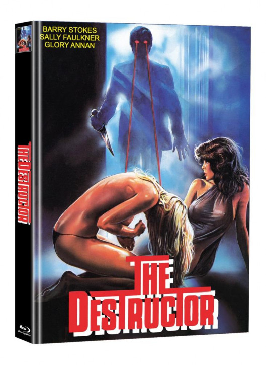 The Destructor - Limited Mediabook Edition (Super Spooky Stories #86) [Blu-ray]