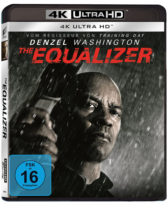 The Equalizer [4K UHD Blu-ray]