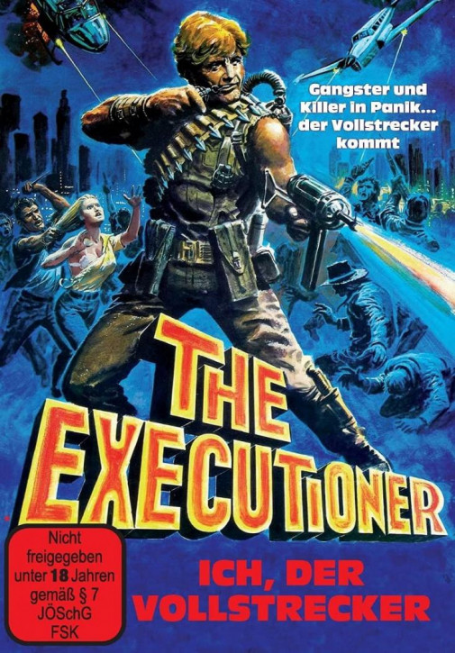 The Executioner - Ich, der Vollstrecker - Cover A [DVD]