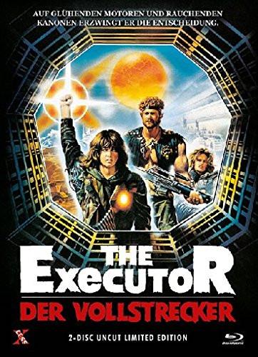 The Executor - Der Vollstrecker - Limited Mediabook Edition [Blu-ray+DVD]
