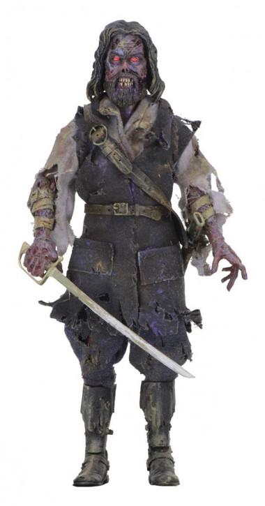 The Fog: Nebel des Grauens - Retro Actionfigur - Captain Blake