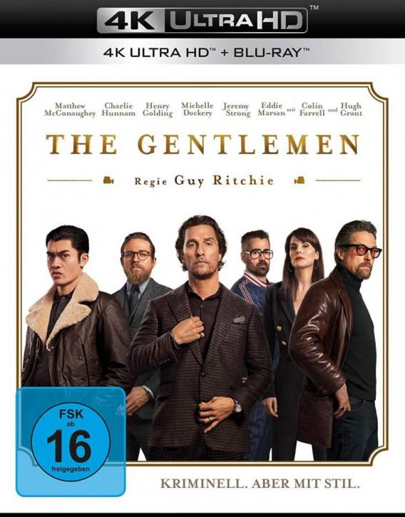 The Gentlemen [4K UHD+Blu-ray]