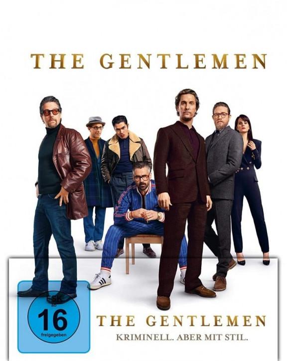 The Gentlemen - Steelbook [Blu-ray]