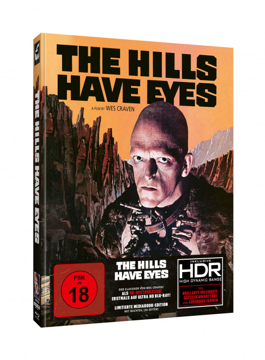 The Hills Have Eyes - Mediabook [4K UHD+Blu-ray]