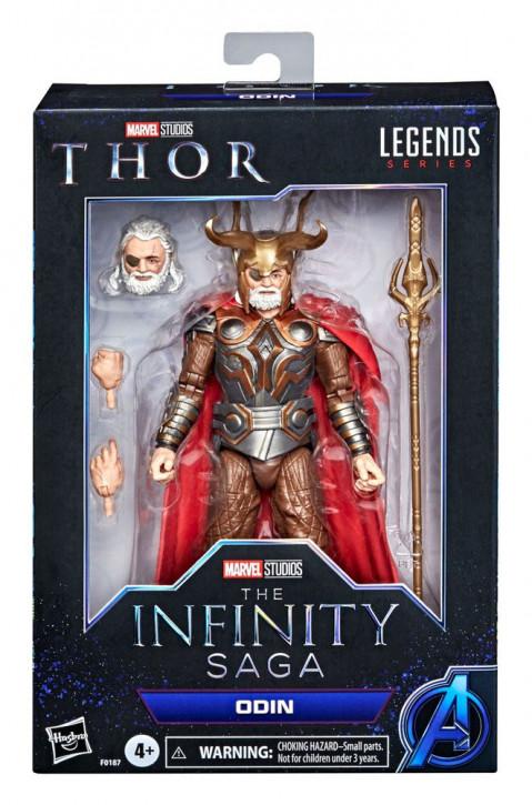 The Infinity Saga Marvel Legends Series Actionfigur - Odin