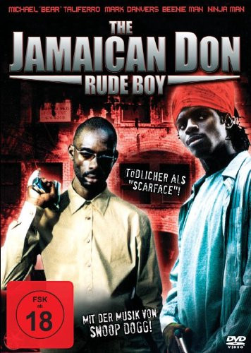 The Jamaican Don - [DVD]