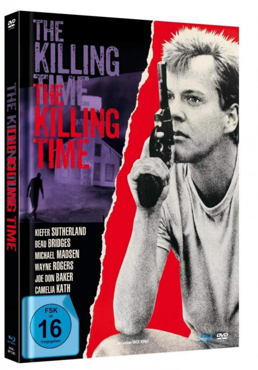 The Killing Time - Mediabook [Blu-ray+DVD]