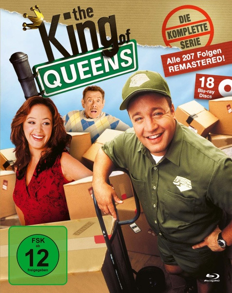 The King of Queens - Die komplette Serie - King Box [Blu-ray]