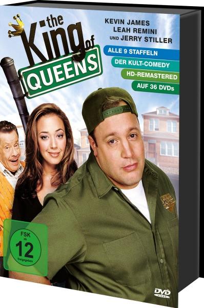 The King of Queens - Die komplette Serie [DVD]