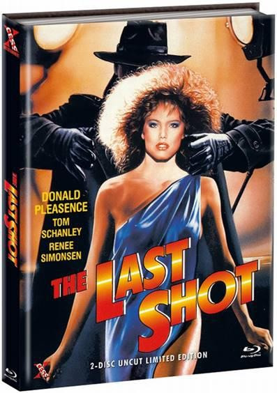 The Last Shot - Limited Edition - Cover A [Blu-ray+DVD]